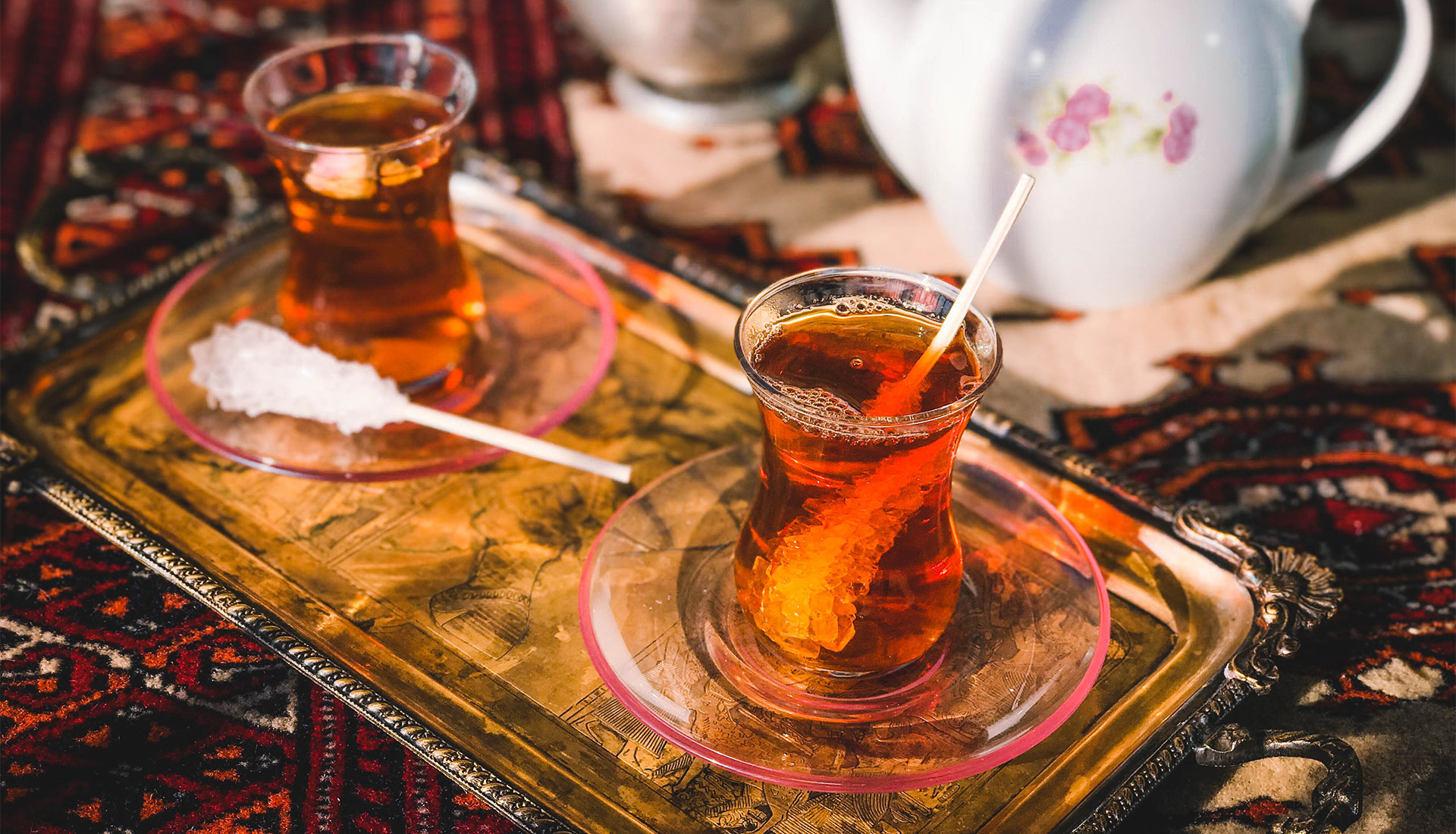Everything You Need to Know About Persian Tea