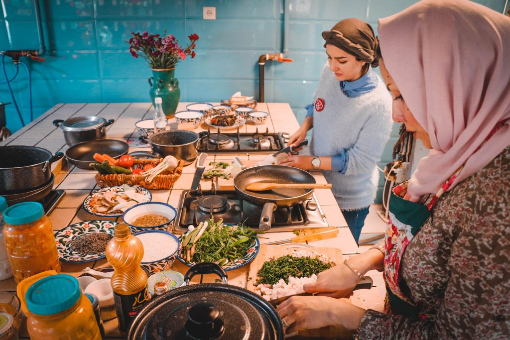 Persian Food Tours Culinary Walks And Cooking Classes In Iran